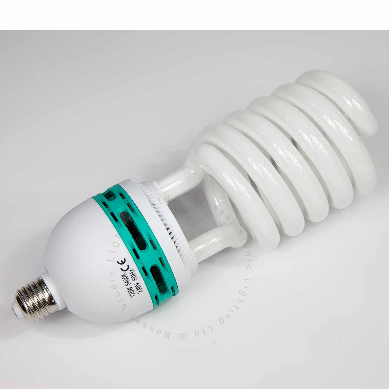 125w Low Energy E27 Spiral Bulb