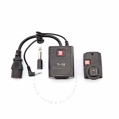 Mains powered radio remote trigger (T12)