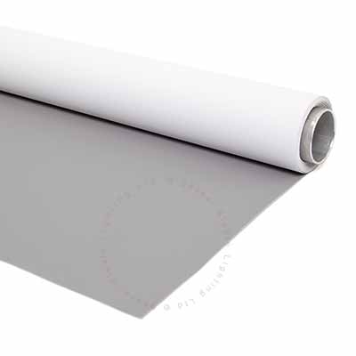 2m x 5m Grey and White Double Sided Vinyl Background