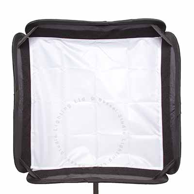 Softbox 60cm x 60cm for Flashgun