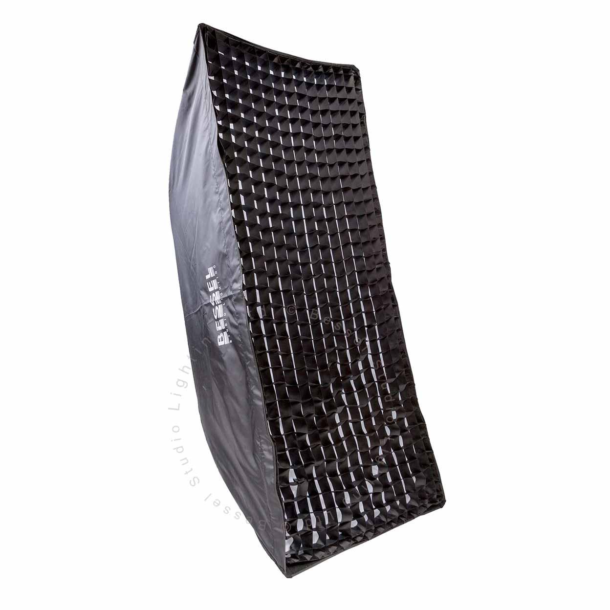 Bessel 140cm X 60cm Softbox Con 2 Difusores Y 4cm Rejilla Elinchrom ajuste fácil instalación
