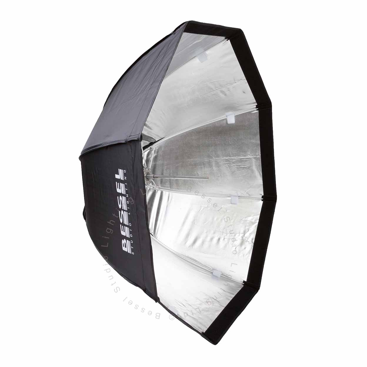 Umbrella Like A Softbox: Bessel 95cm Octabox Softbox With 2 Diffusers & 4cm Grid