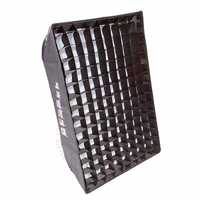 60cm x 40cm 4cm grid Softbox S-Fit