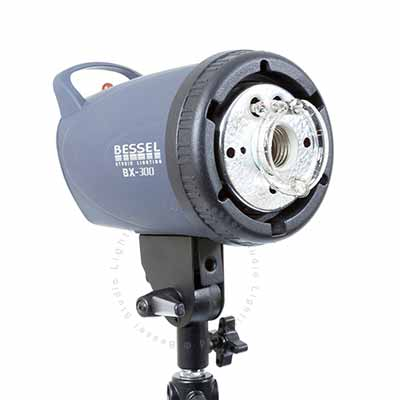 BX300 Studio Flash Head