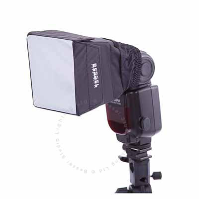 9cm Mini Flashgun Diffuser