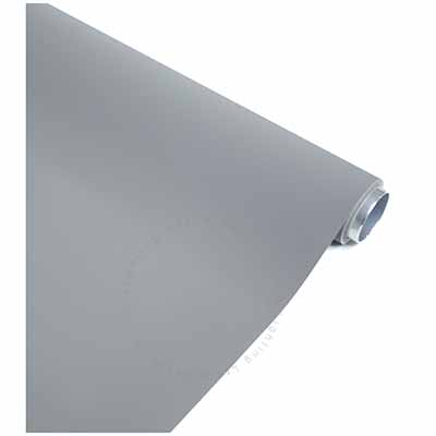 2m x 4m Grey Single Sided Vinyl Background