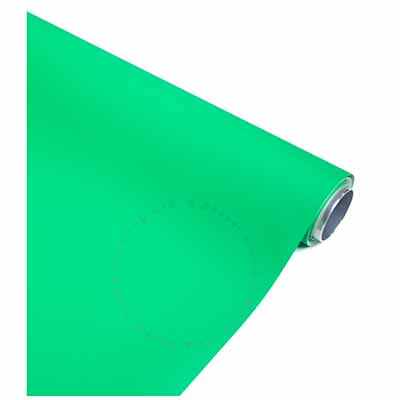 2m x 4m Green Single Sided Vinyl Background