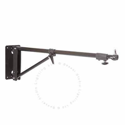 Wall Mounted Lighting Support Arm