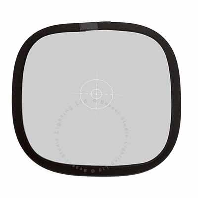 30cm Grey / White Focus Panel