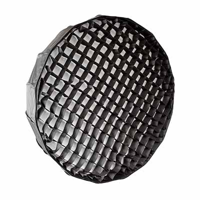 65cm Radar 16 sided Softbox with 4cm grid - S-Fit