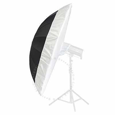 Translucent front diffuser for 60inch umbrella